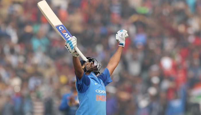 Rohit's double ton overpowers every other thing; Ind beats SL
