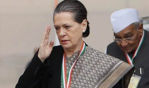 Instead of tackling COVID-19, BJP spreading virus of communal prejudice, hatred: Sonia Gandhi