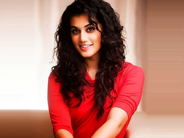 Manmarziyan beautiful mix of Aanand, Anurags world: Taapsee