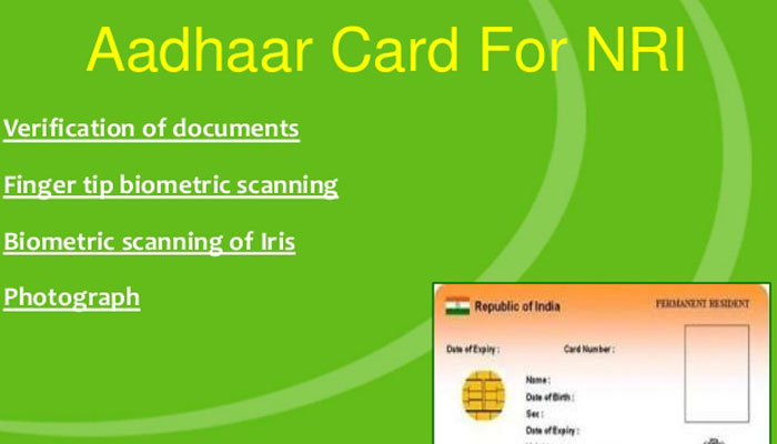 Indian missions abroad should issue Aadhar to NRIs: Congress
