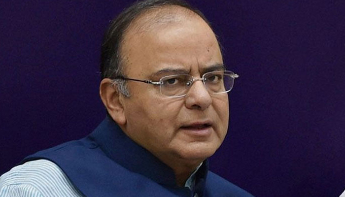 Market crash not due to LTCG tax, says Finance Minister