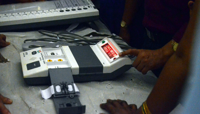 Now, EVMs to carry name and photograph of poll candidates