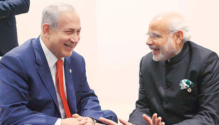 India, Israel sign cyber security and eight other agreements