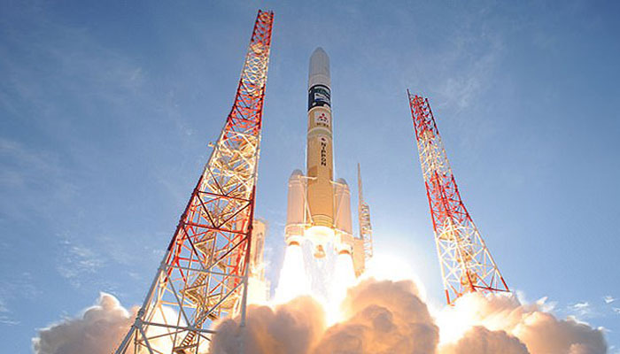 Japan successfully launches new Earth observation satellite