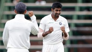 Bumrah released from India squad on personal request ahead of 4th Test