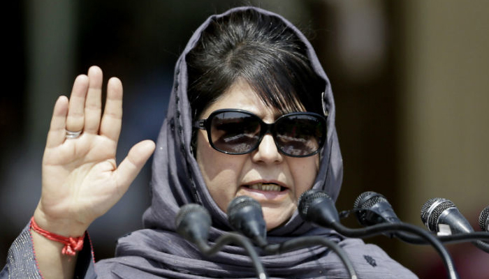 Dialogue with Pakistan only way to end bloodshed in Kashmir: CM