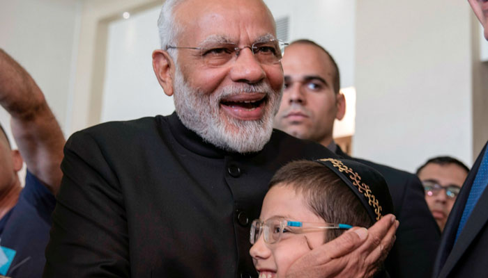 Happy-Painful memories come to life as Moshe visits Mumbai