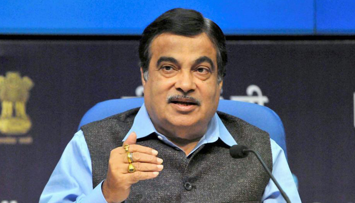 Gadkari lays stones for Rs 5,000-cr road projects in UP