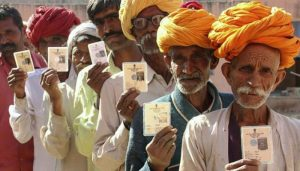 Ajmer, Alwar, Mandalgarh votes for Rajasthan bypolls