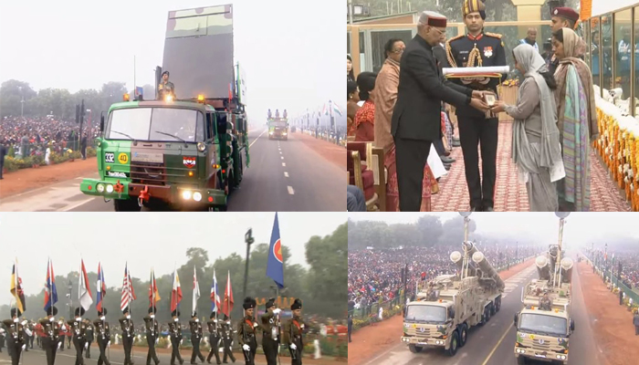 R-Day 2018: India marks 69th Republic Day with 10 ASEAN guests