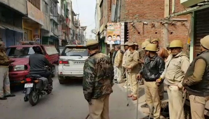 Communal clash in UP on Republic Day; 1 killed, many injured