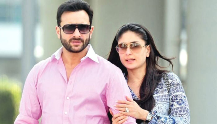 Here is what Saif Ali Khan has to say about his Begum!