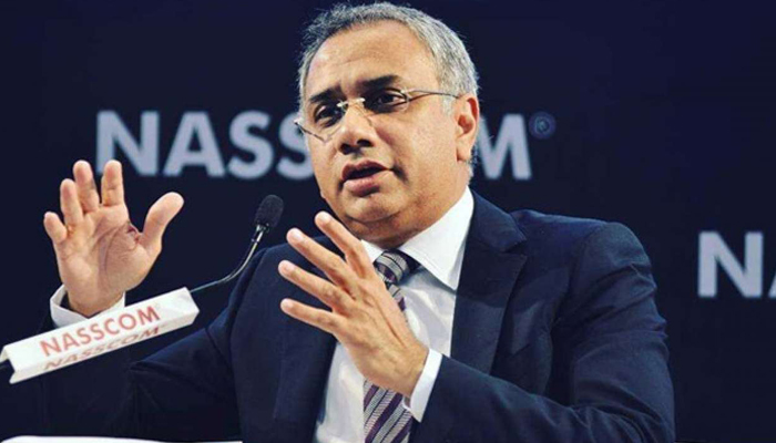 Salil S Parekh excited to lead Infosys as Chief Executive Officer