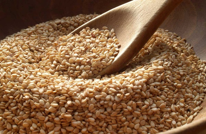 Shining skin to hair growth, here are the benefits of sesame seeds!