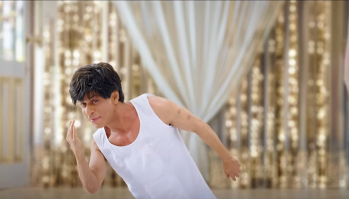Finally, title of Anand L Rais film with Shah Rukh Khan releases