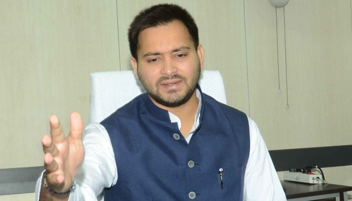 Special CBI court issues notices to Tejashwi Yadav, three others
