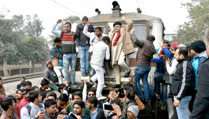 Security stepped up in UP ahead of Padmaavat release