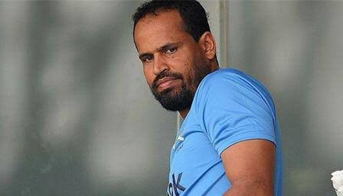 All-rounder Yusuf Pathan announces retirement from all forms of cricket