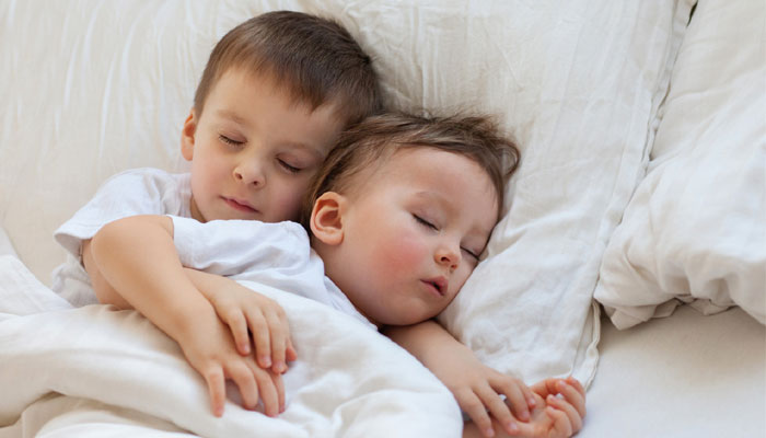 Proper sleep in children may prevent cancer later