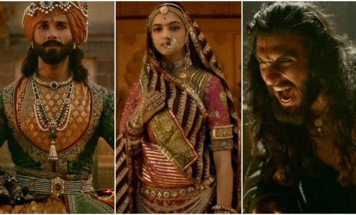 Supreme Court stays ban on Padmaavat release in three states