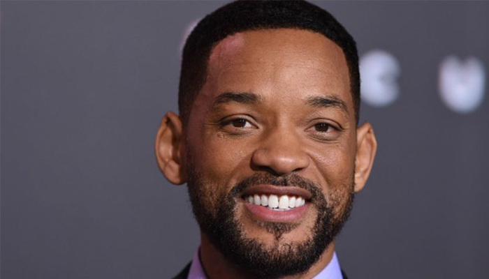Hollywood actor Will Smith compares love with gardening