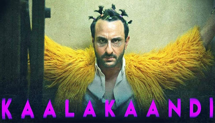 Kaalakaandi is trippy, enjoyable and revealing; Rating: ***