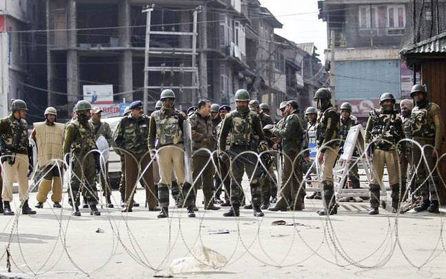 Restrictions in Srinagar ahead of separatist protest march
