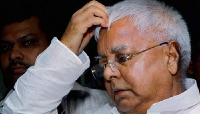 RJD to take jailed Lalu Yadavs message against fascist forces to people