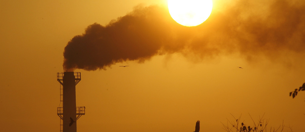 India among 5 worst nations in curbing environmental pollution