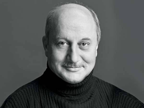 OMG! Its 512th film for the veteran actor Anupam Kher