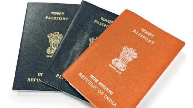 No orange passport, Ministry of External Affairs rescinded its decision