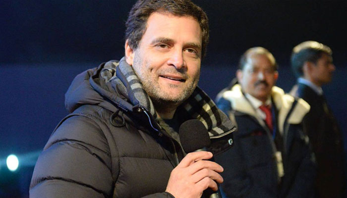 Controversy erupts over Rahul Gandhis jacket, BJP retorts suit-boot jibe