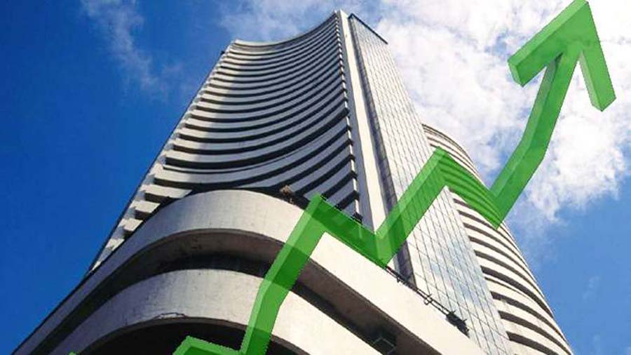 BSE Sensex opens in green; up 120 points