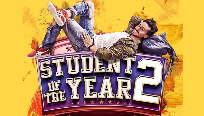 Student Of The Year 2 to hit the theatres on November 23