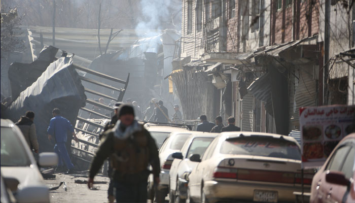Taliban suicide bomber kills 102, injures over 200 in Kabul