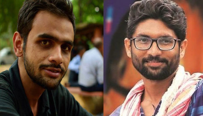 Mevani, Umar Khalid booked for inciting passions in Pune