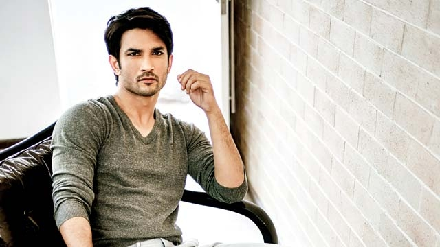 Sushant Singh Rajput impressed by this Hollywood actor!