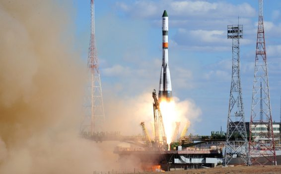 Launch of Russian cargo mission to space station aborted