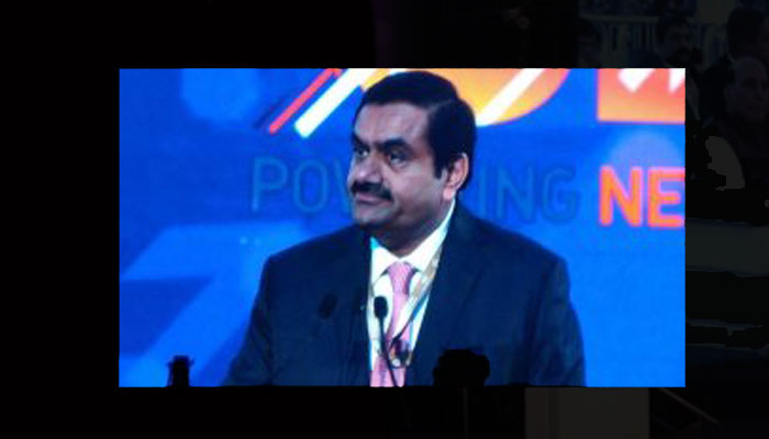 Adani assures Rs 35000 crore investment in UP in 5 years