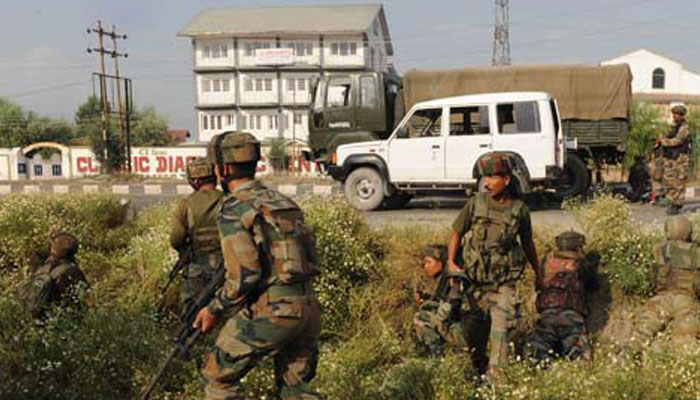 JeM attack at Indian army camp: 3 terrorists killed, operation underway