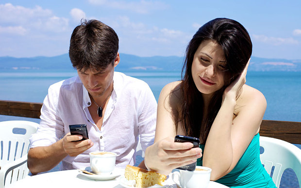 Indians care more about phones than people they love