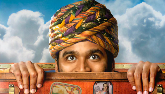 Dhanush releases poster, teaser of his Hollywood debut movie