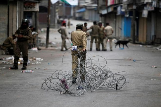 Protest shutdown by separatists troubles life across Kashmir valley