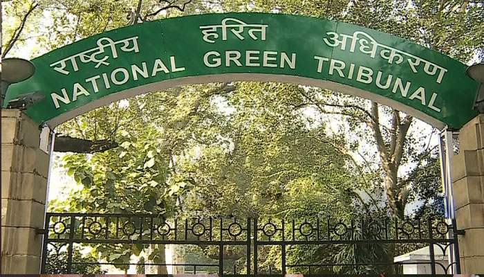 Green activists stage protest in Agra to protect forest site