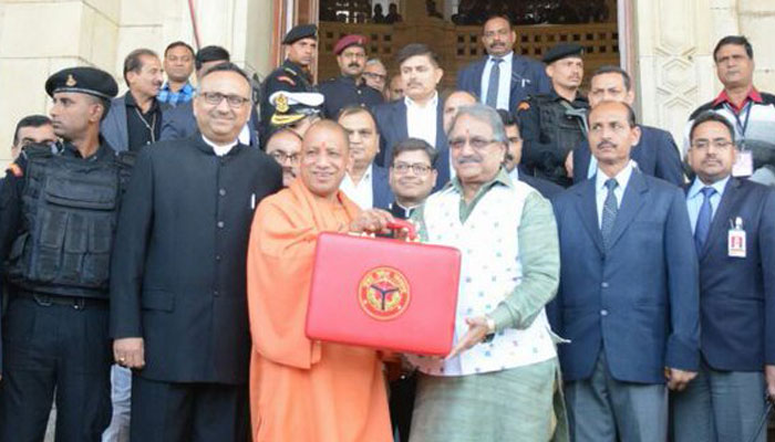 UP government presents highest-ever state Budget in the country