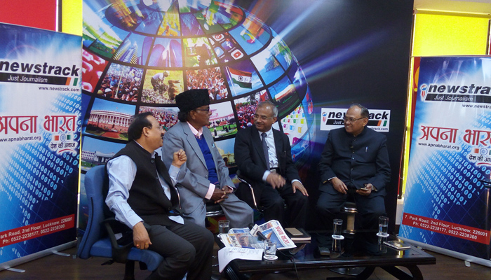 Experts discuss Union Budget 2018 with Yogesh Mishra