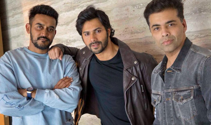 Varun Dhawan joins hands with Karan Johar for this project