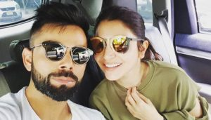 Kohli, Anushka pledge support to fight COVID-19 pandemic