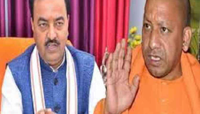 Yogi-Maurya rift in UP causes concern for BJP and RSS