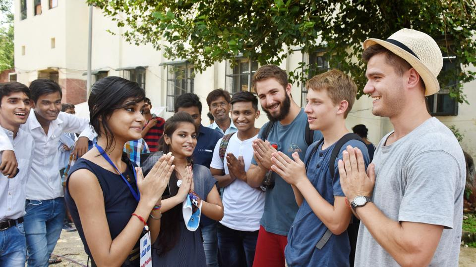 Admission for foreign nationals in DU from Feb 15